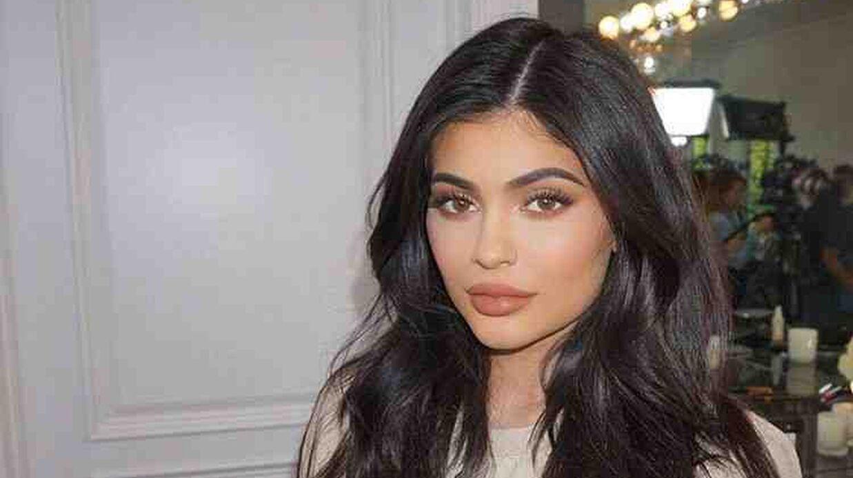 PHOTO Quand Kylie Jenner décide d'imiter Kim Kardashian sur Instagram