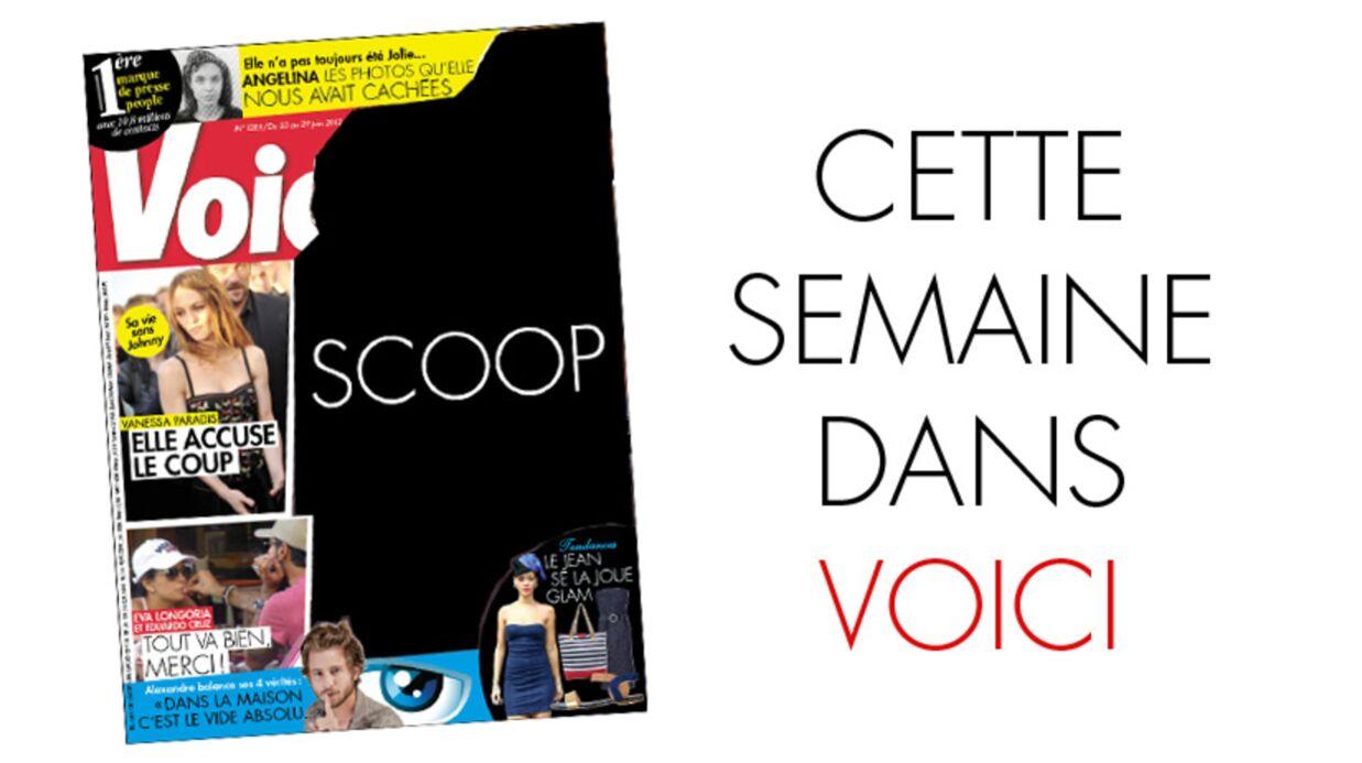 À la une cette semaine: Vanessa Paradis, Johnny Depp et Voici