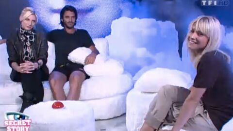 Secret Story 6 : Virginie traque le secret de Nadège et Thomas