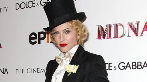 Madonna aussi, galère avec ses ados