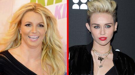 Britney Spears veut un cours de danse avec Miley Cyrus