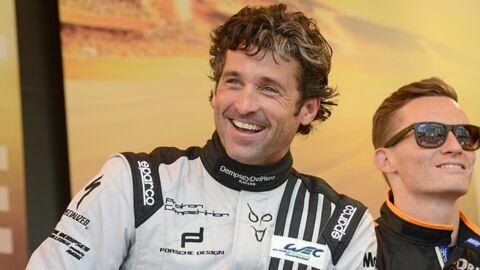 DIAPO Patrick Dempsey (Grey's Anatomy) aux 24 heures du Mans