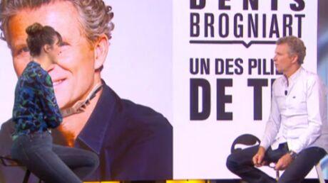 VIDEO Denis Brogniart parle pour la première fois du suicide de son ami Thierry Costa