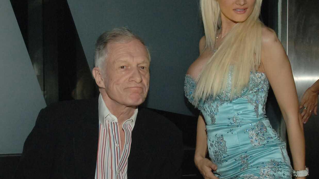 Accusé d'avoir maltraité et humilié une playmate, Hugh Hefner se défend