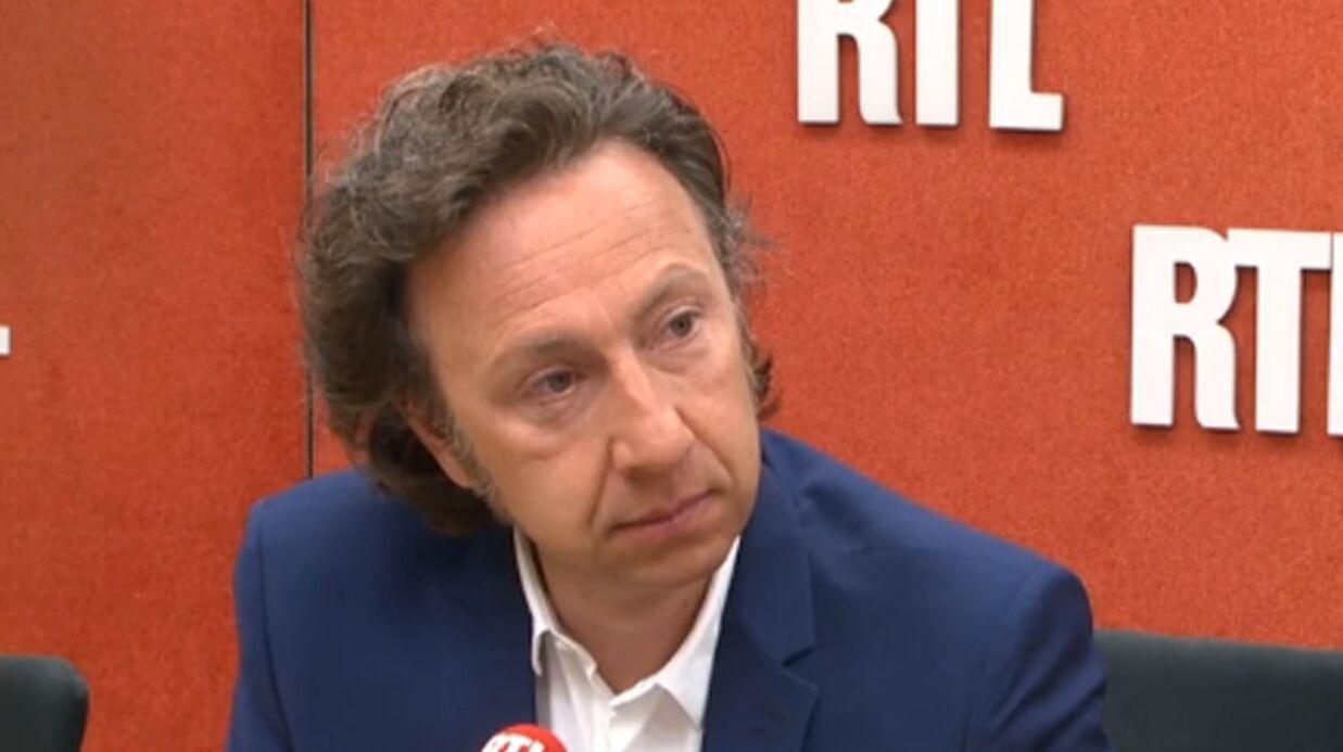 Très ému, Stéphane Bern réagit au décès d'une jeune fille sur le tournage d'une de ses émissions