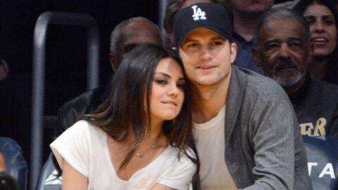 Ashton Kutcher raconte tout sur ses débuts amoureux avec Mila Kunis