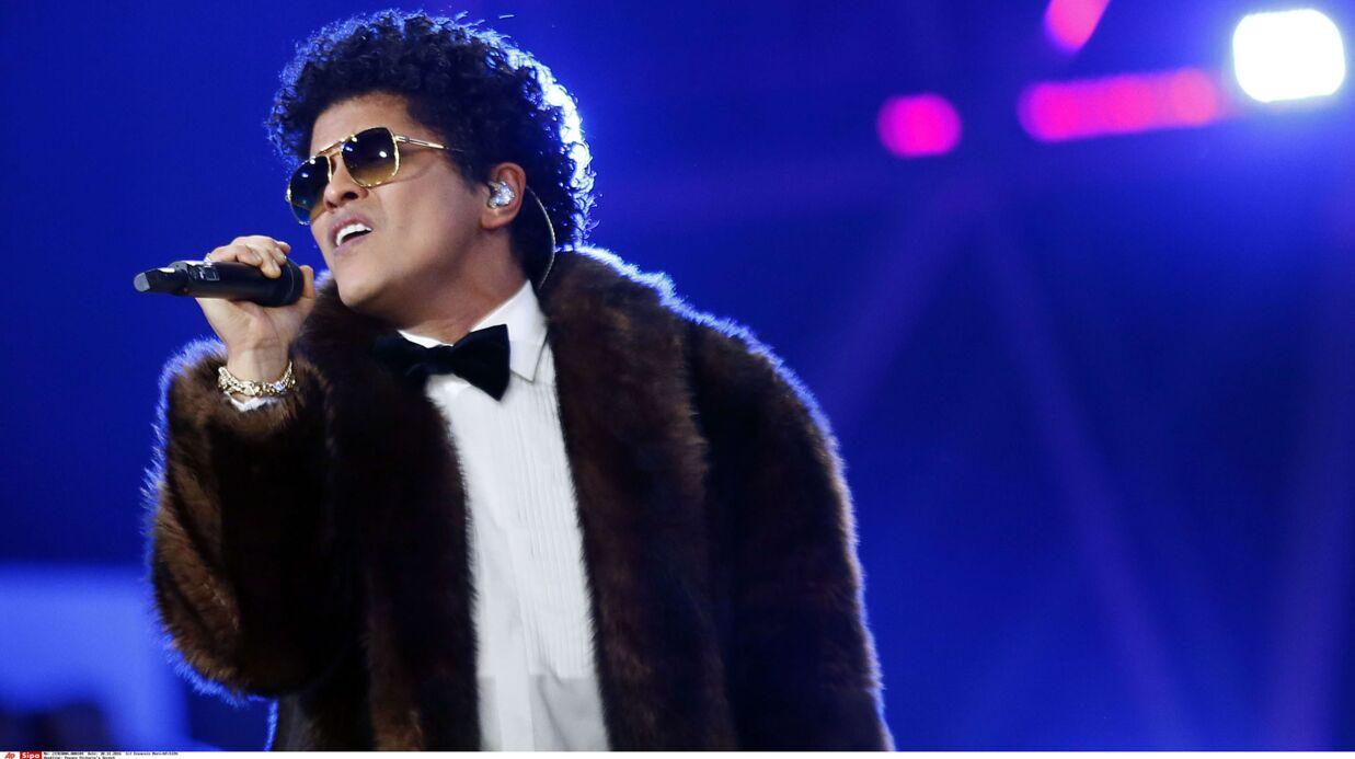 PHOTO Bruno Mars: un cliché de lui enfant attendrit la Toile