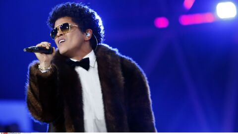 PHOTO Bruno Mars : un cliché de lui enfant attendrit la Toile