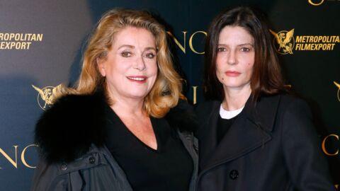 Chiara Mastroianni se confie sur sa relation avec Catherine Deneuve: «Je rêvais d'avoir une mère normale»