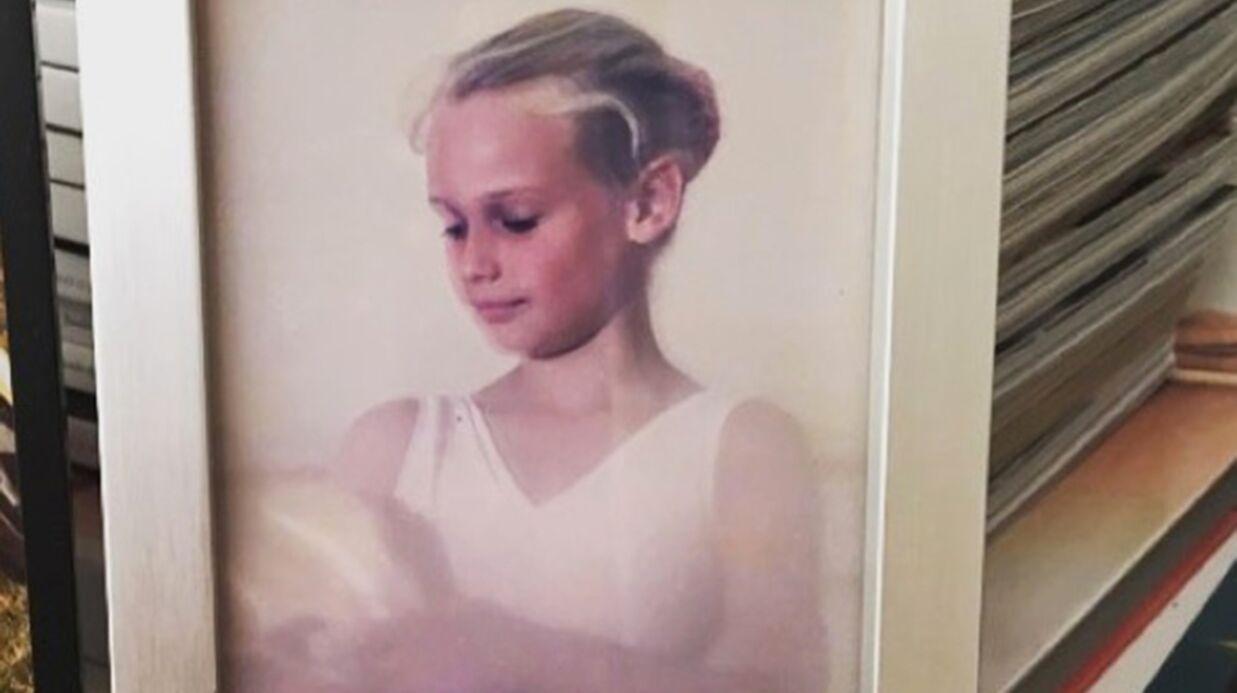 Devinette Quelle actrice très célèbre se cache derrière cette adorable petite ballerine?