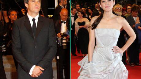 PHOTOS Cannes: Marion Cotillard et Guillaume Canet montent les marches (presque) ensemble