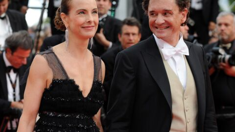 PHOTOS Cannes – Carole Bouquet officialise avec son nouveau compagnon