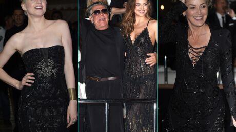 PHOTOS Irina Shayk, Sharon Stone, Cécile Cassel s'éclatent sur le yacht de Roberto Cavalli