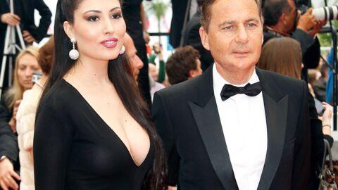 PHOTOS Cannes: le décolleté très plongeant de l'épouse d'Eric Besson