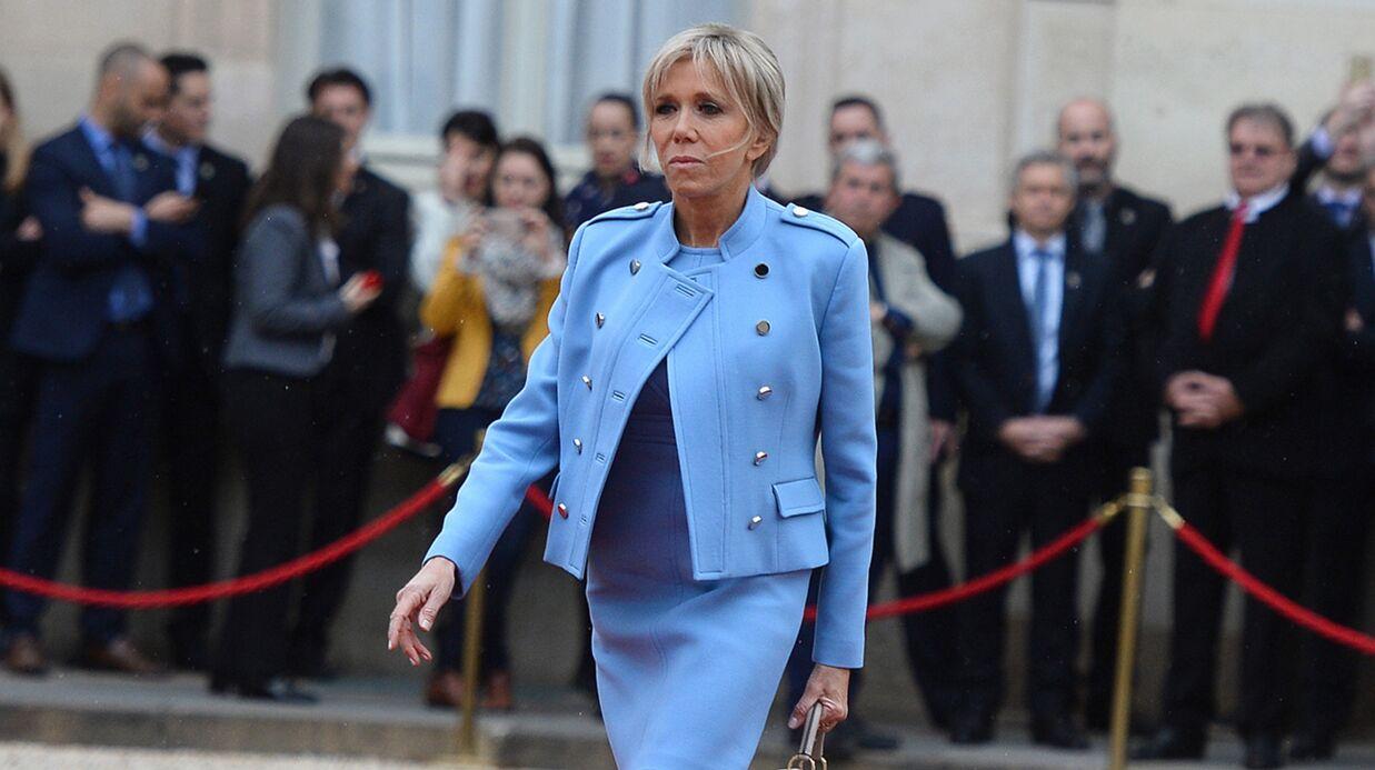 Brigitte Macron: ça y est, elle s'est installée au palais de l'Élysée