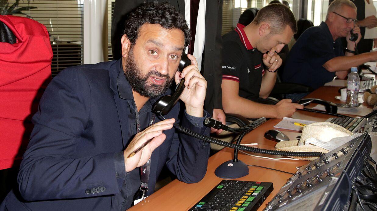 Cyril Hanouna: une enquête ouverte pour appels malveillants après ses canulars auprès de commissariats