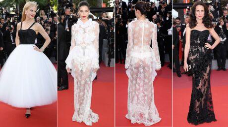 PHOTOS Festival de Cannes 2017: Sara Sampaio dévoile ses fesses dans sa robe transparente, Nicole Kidman ultra glamour