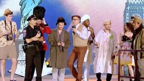 VIDEO Le Zap Voici buzze la télévision: 22 mars 2012