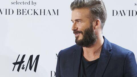 DIAPO David Beckham méconnaissable avec sa barbe de hipster