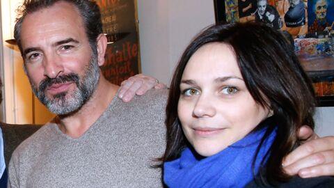 PHOTOS Jean Dujardin et Nathalie Péchalat très amoureux pour leur première sortie officielle post-bébé