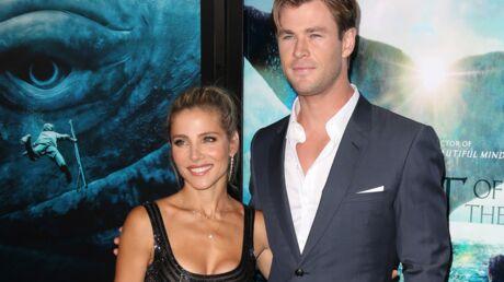 PHOTO Chris Hemsworth: sa femme poste un cliché trop mignon pour les deux ans de leurs jumeaux