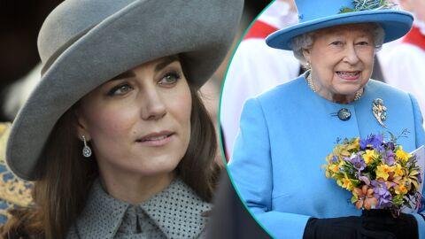 Kate Middleton: voilà le premier cadeau qu'elle a fait à la reine Elizabeth II
