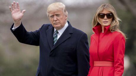 Ça va mal entre Melania et Donald Trump: ils font lits à part, même s'ils sont dans la même chambre