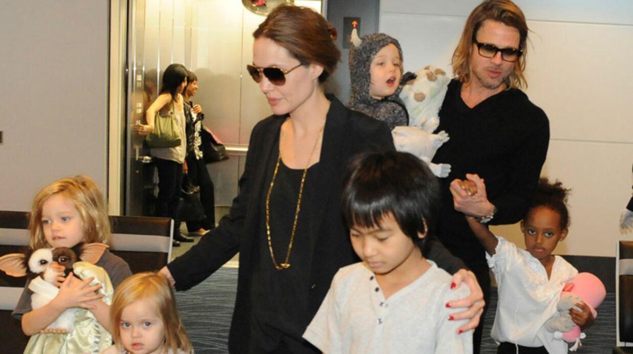 Le fils d'Angelina Jolie a rencontré sa grand-mère biologique