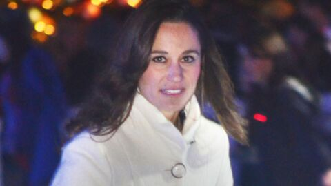 PHOTOS Pippa Middleton, reine de la glace sur ses patins