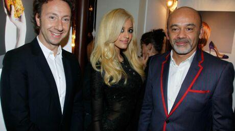 Zahia Dehar très copine avec Christian Louboutin