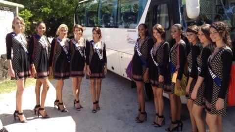 DIAPO Découvrez les 33 prétendantes à Miss France 2013