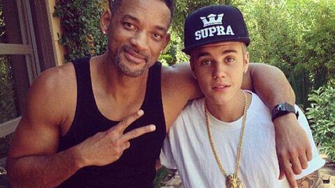 Justin Bieber s'est choisi un mentor: Will Smith