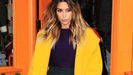Kim Kardashian vend ses habits sur eBay pour les Philippines… et reverse 10% des gains