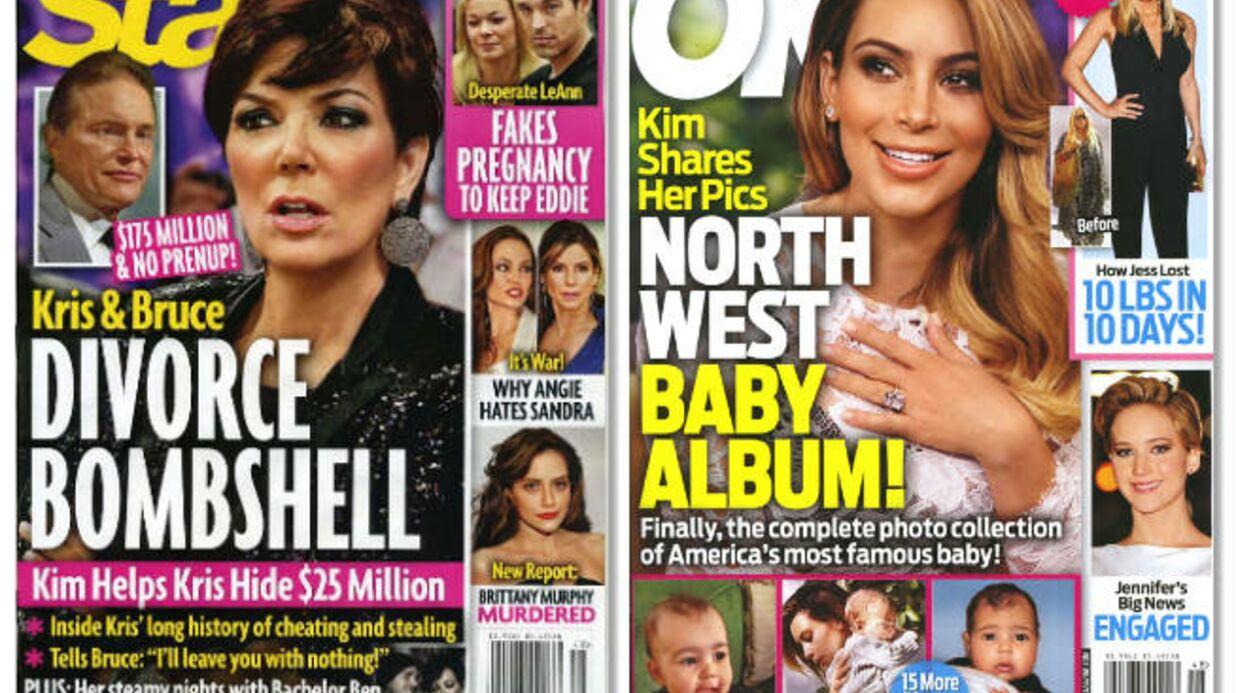 En direct des US: Kim Kardashian a menti sur son «régime»