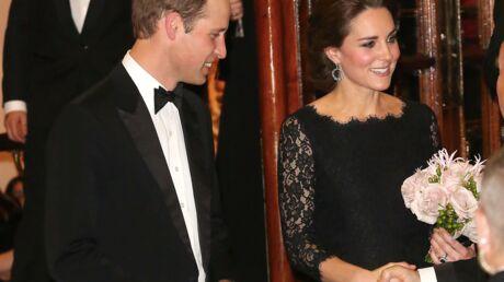 Les journalistes priés de s'habiller chic pour interviewer Kate et William