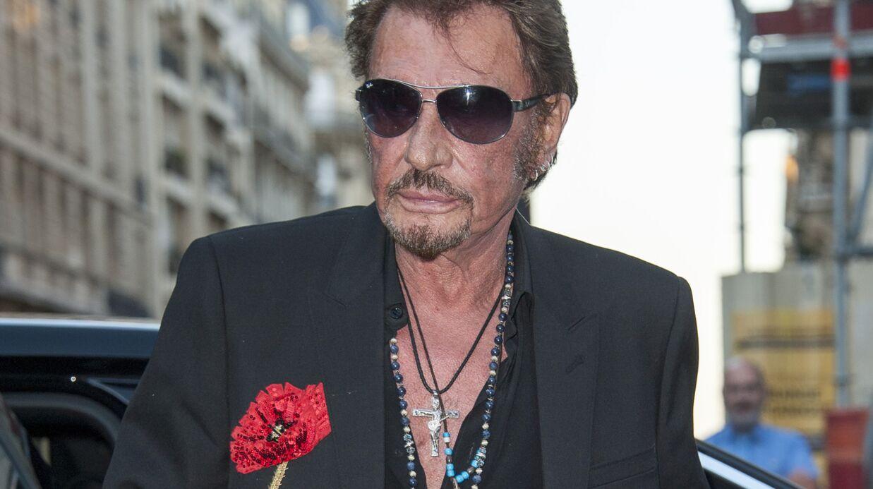 Attentats de Paris: Johnny Hallyday choqué, s'il n'était pas chanteur il irait «combattre»