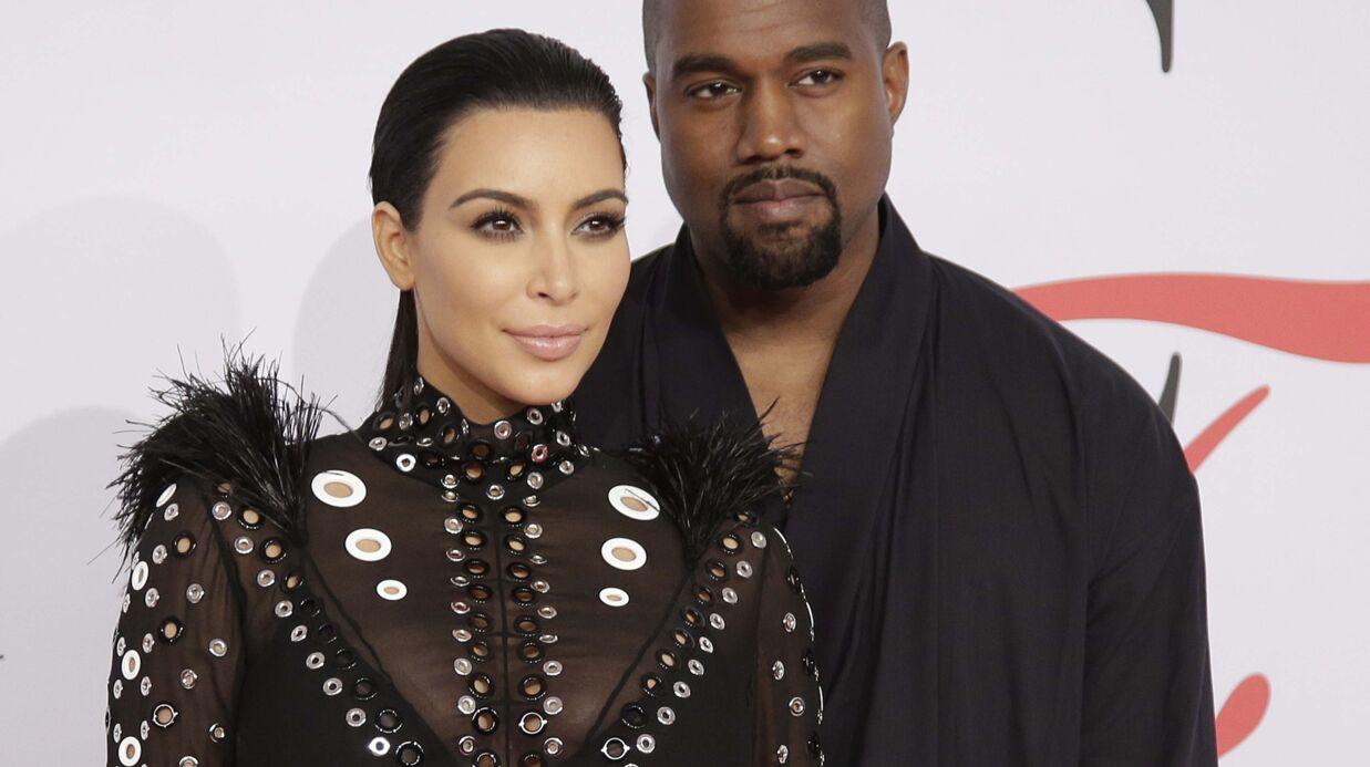 Kim Kardashian et Kanye West n'ont pas encore choisi le prénom de leur enfant
