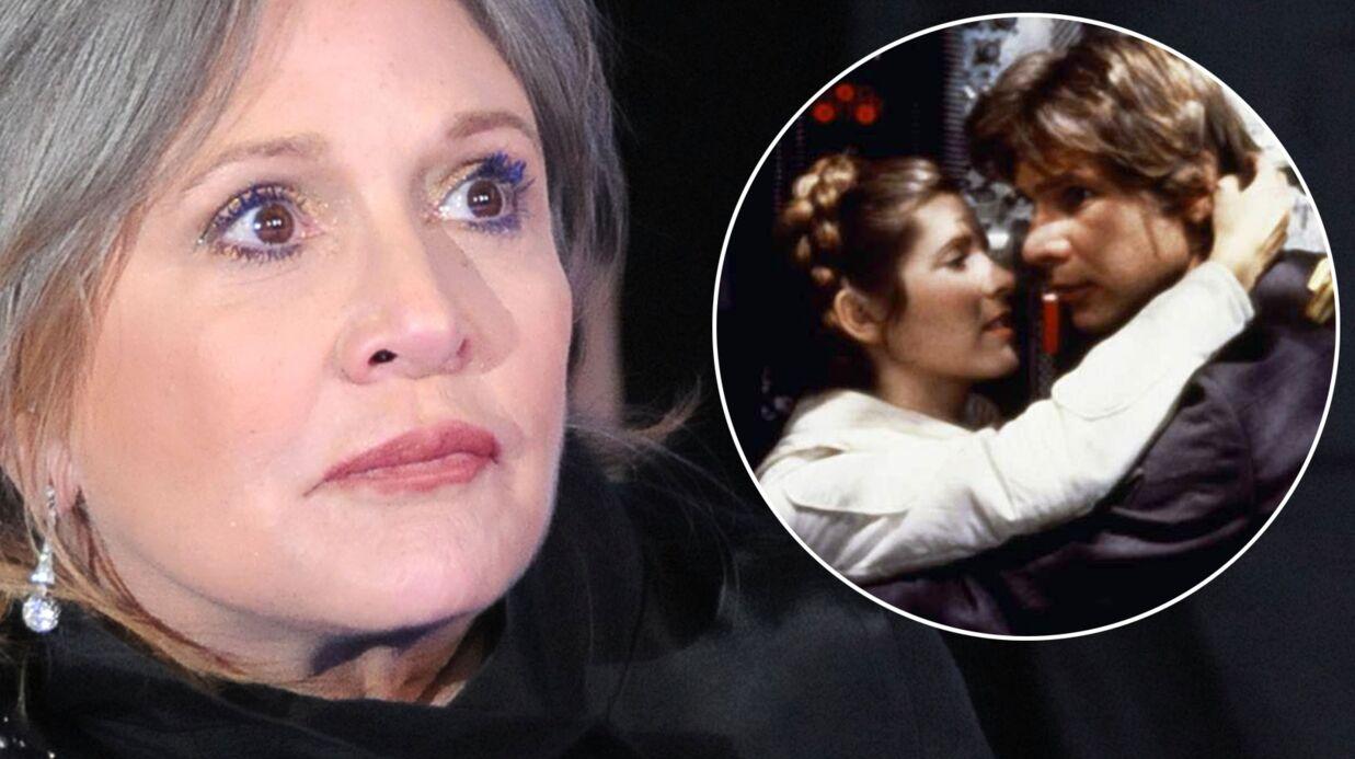 Toujours amoureuse d'Harrison Ford, Carrie Fisher avoue: «C'était un amour à sens unique»
