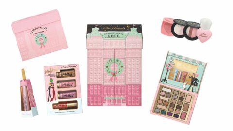 Maquillage: découvrez les coffrets cadeau spécial Noël de Too Faced Cosmetics
