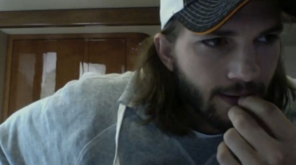 VIDEO Quand Ashton Kutcher se sent philo­sophe