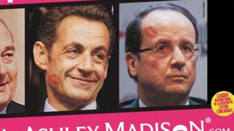 L'infidélité des présidents français moquée dans une publicité