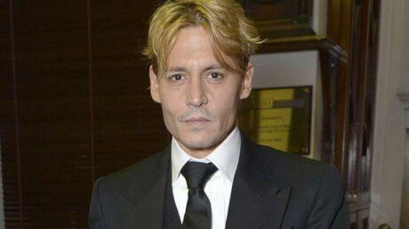 PHOTO Johnny Depp devient… blond! (et ça pique…)