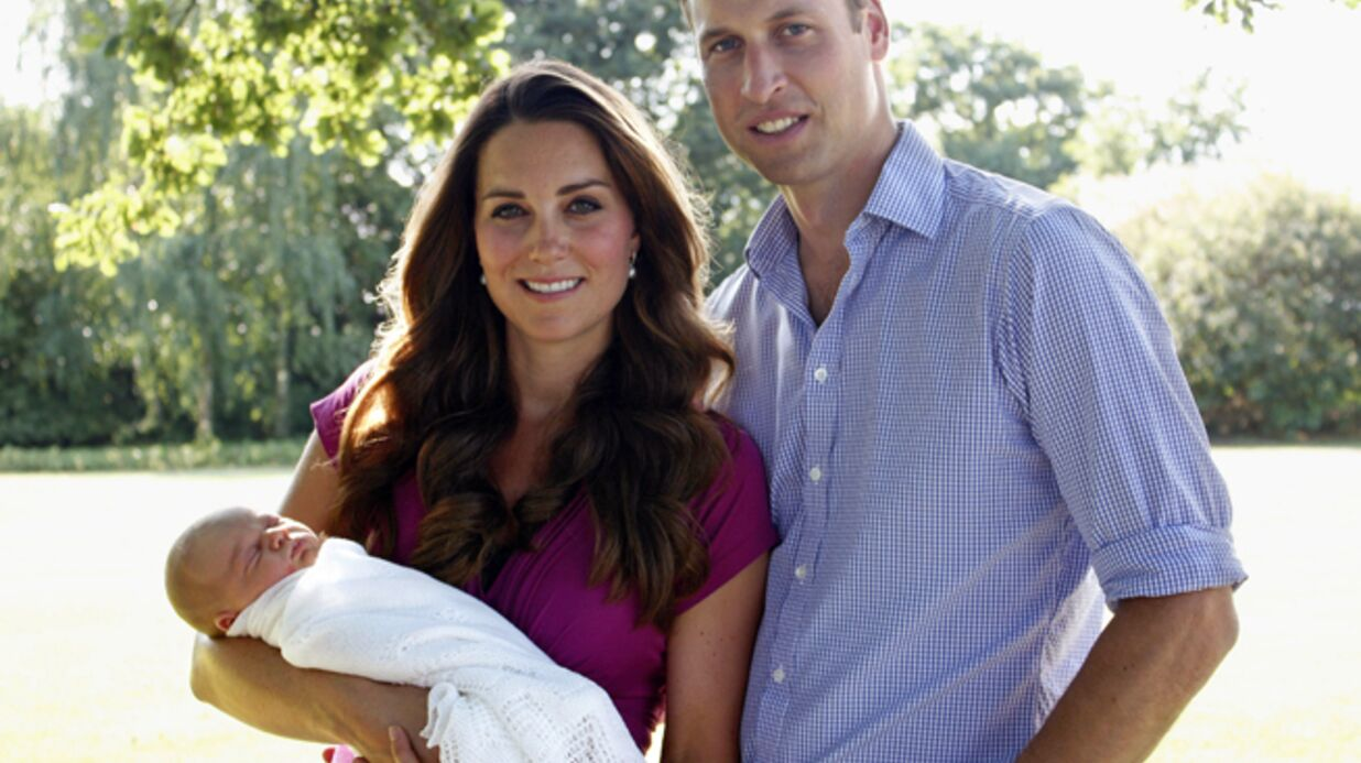 Kate Middleton invite les sages-femmes qui l'ont assistée au baptême de George