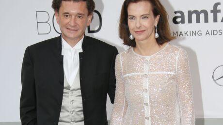 Carole Bouquet évoque le nouvel homme de sa vie et son histoire avec Gérard Depardieu