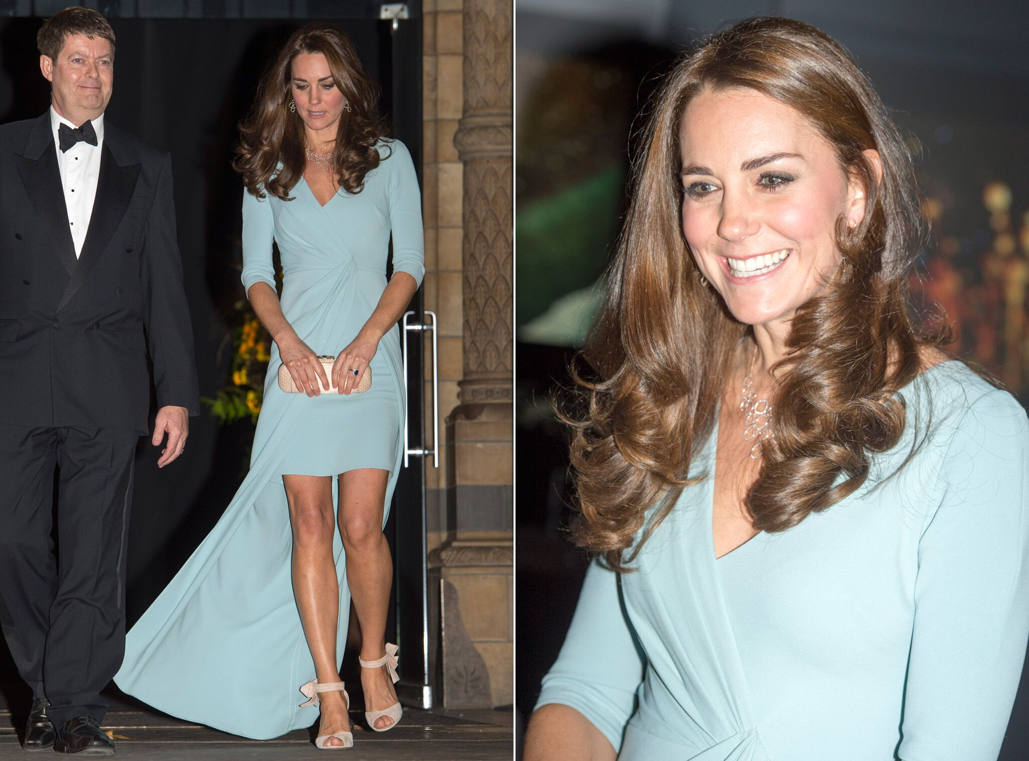 Voici Robe Soir Du Sublime Kate Photos Middleton En jLAq4R35