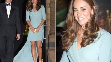 PHOTOS Kate Middleton sublime en robe du soir