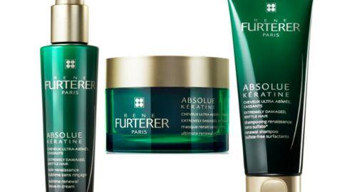 La nouvelle réponse Furterer aux cheveux ultra abîmés