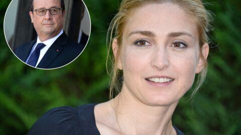 Julie Gayet apparaîtra aux côtés de François Hollande s'il se présente en 2017