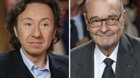 Stéphane Bern révèle pourquoi Jacques Chirac ne l'a jamais calculé