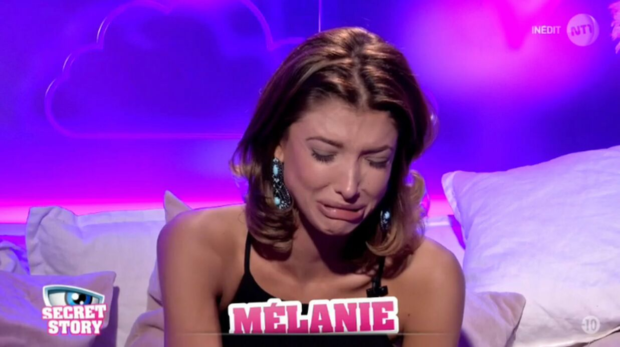Secret Story 10: finalement Mélanie n'a pas quitté le jeu